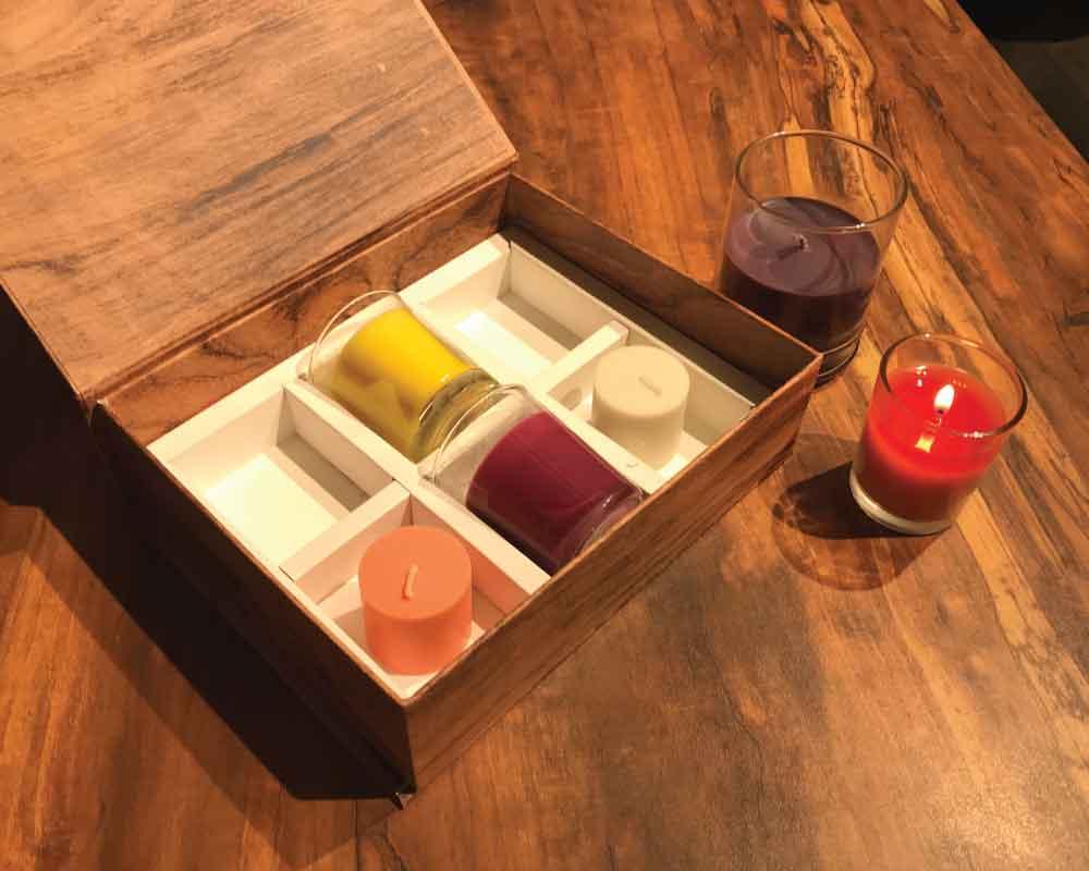 Candle Box 1 Candle Box