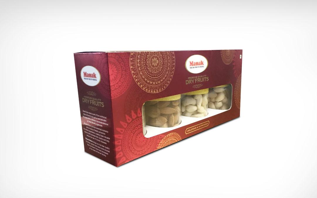 Manak Mewa – Dryfruit Box