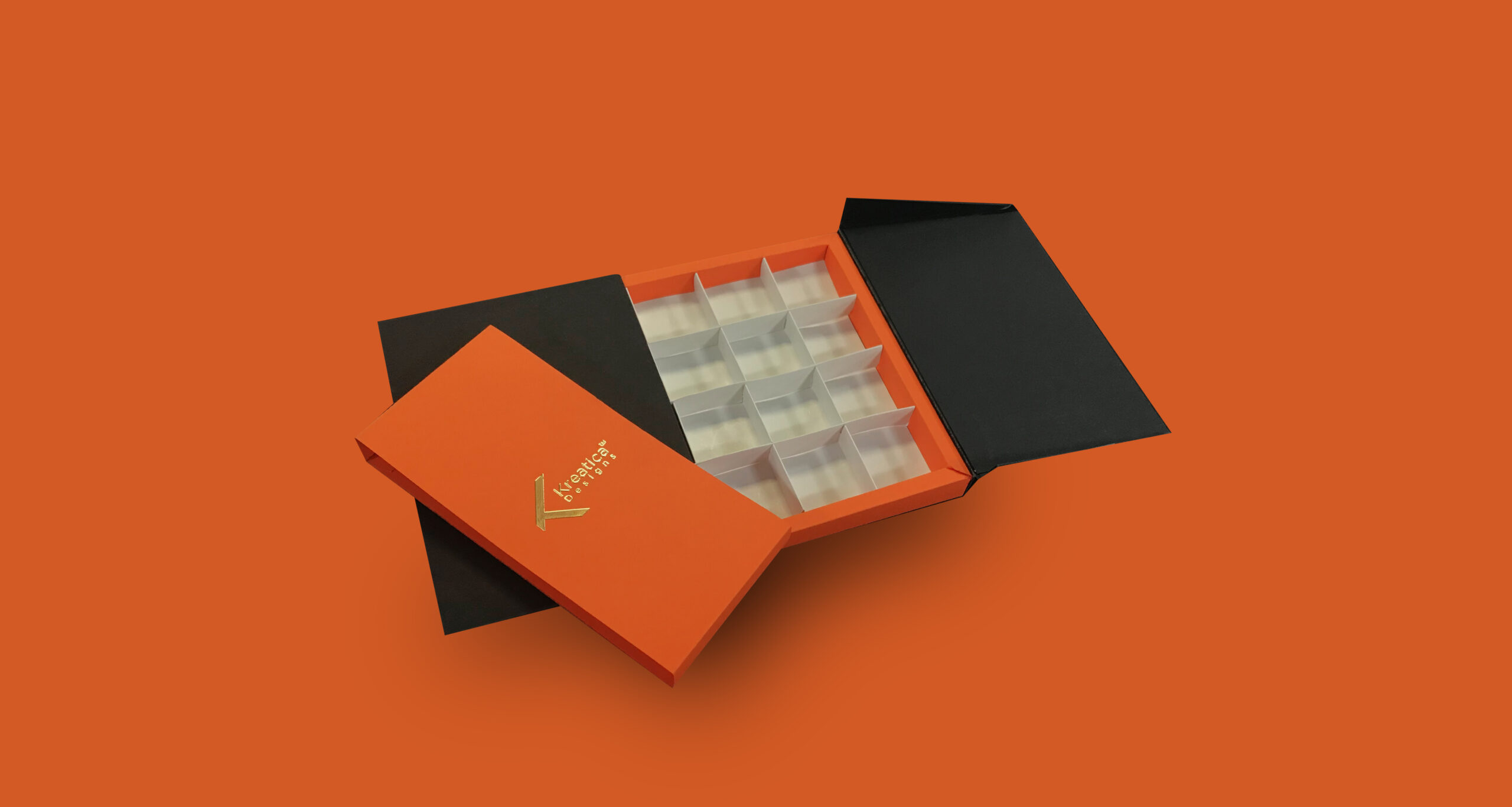 Chocolate Box - 24 Cavity 2 Chocolate Box - 24 Cavity