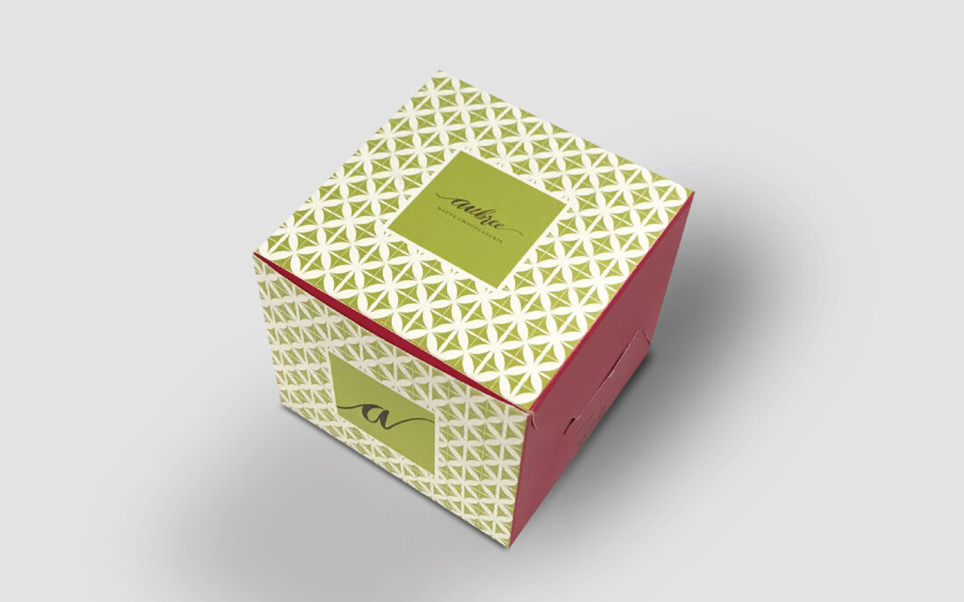 Aubree cake Boxes