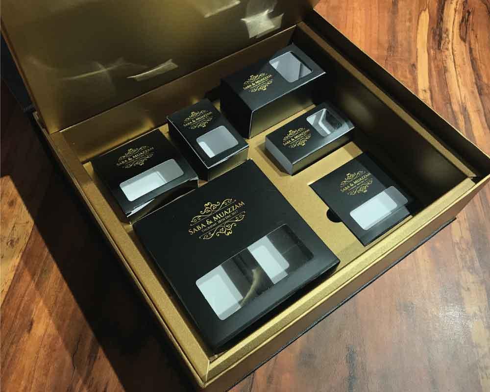 Creative designs of your Wedding Invitation box -kreatica designs