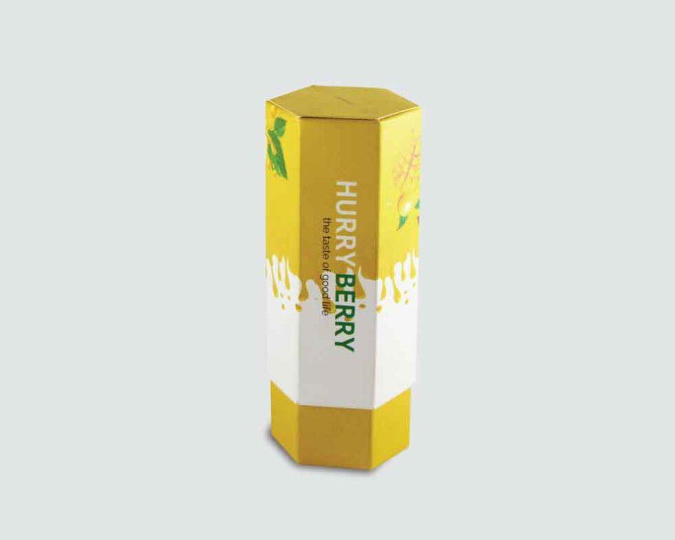 Custom Bottle Box Design - kreatica designs