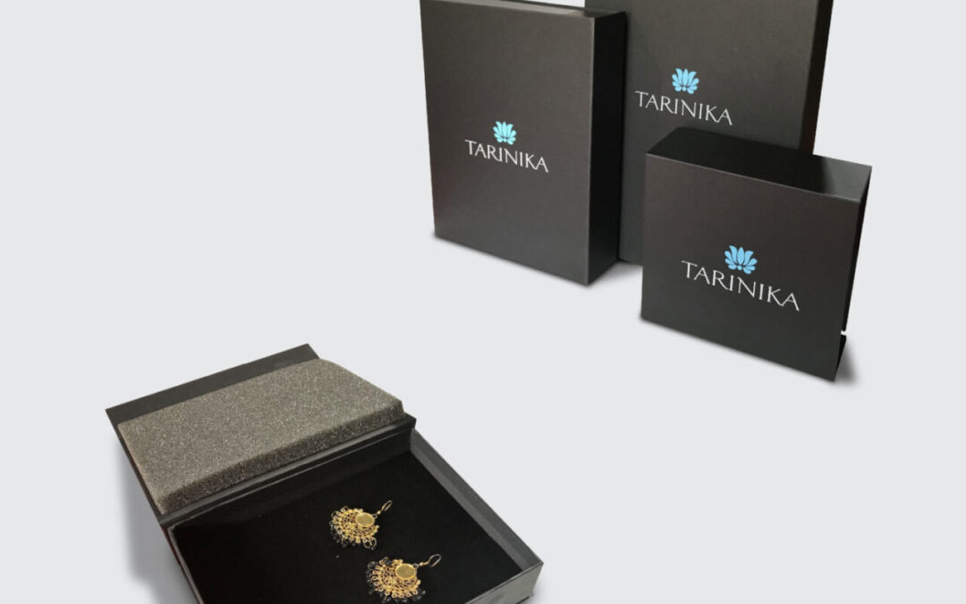 Tarinika Jewelery Packaging