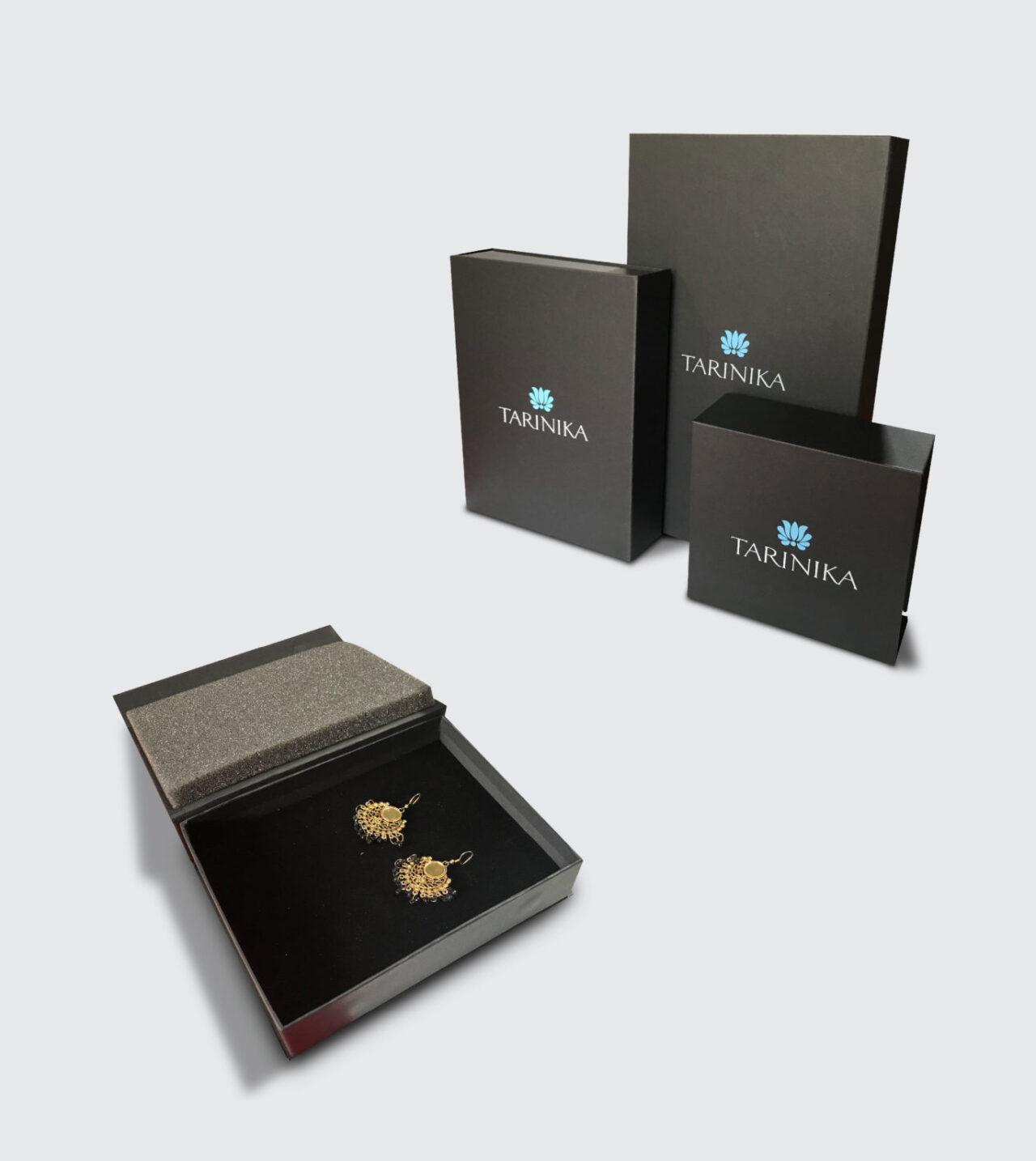 Customised jewellery packaging box - kreatica designs