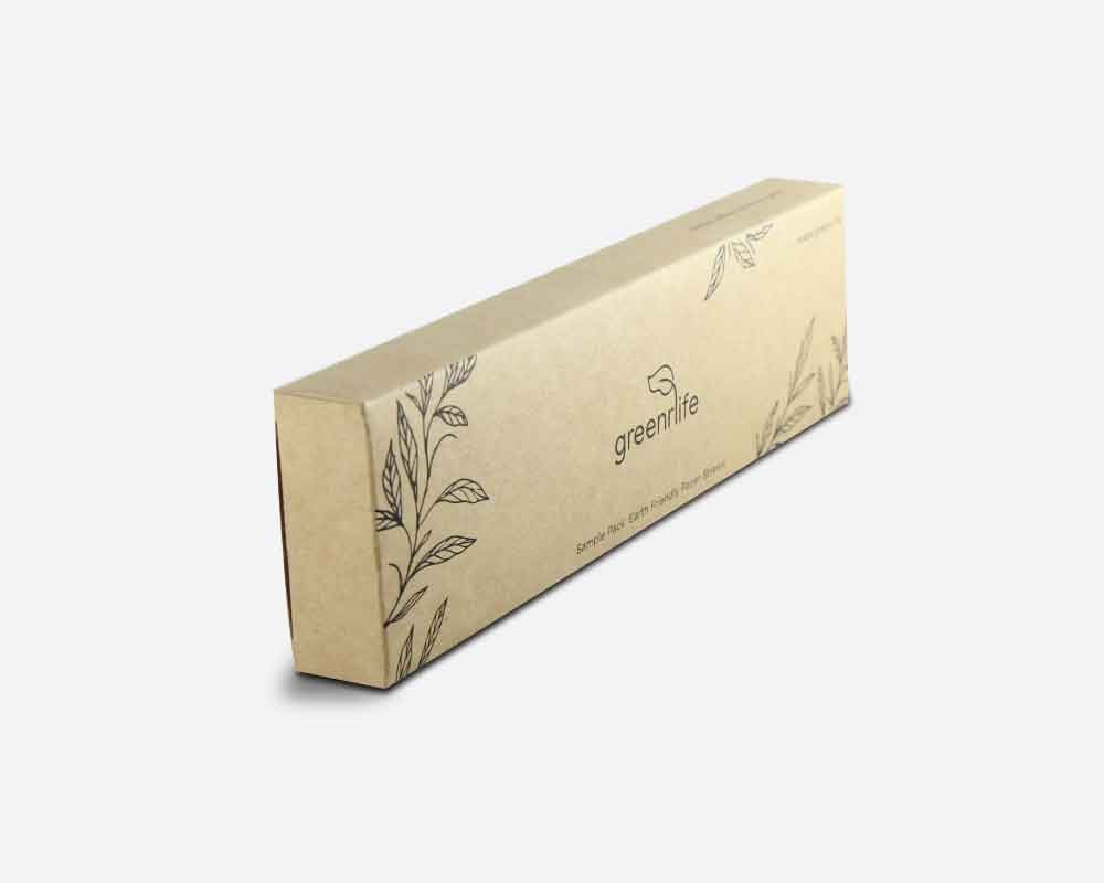 Eco friendly packaging -greenlife