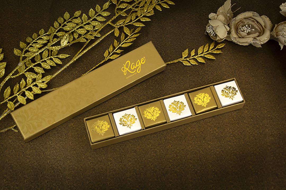 Luxury Chocolate Box Packaging - kreatica designs