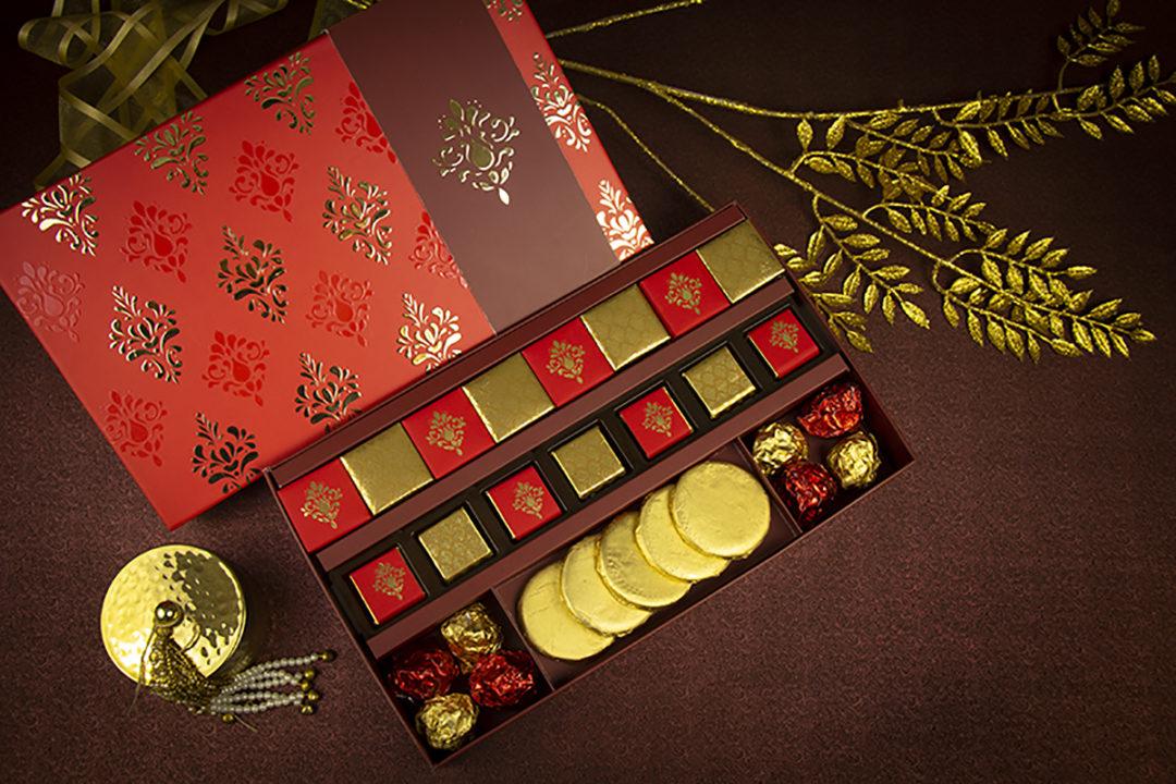 Rage - Luxury Chocolate Box Packaging
